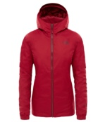 THE NORTH FACE W QUEST INSULATED JA RUMBA RED RUMBA RED