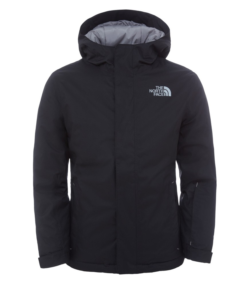 Quest The Face Jacket Black North Tnf Y Snow nHFqIwH4