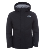 THE NORTH FACE Y SNOW QUEST JACKET TNF BLACK