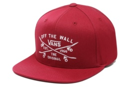 VANS BY SKATE LOCK UP SNA RHUMBA RED