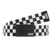 VANS MN LONG DEPSTER WEB Black/White Che