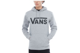 VANS MN VANS CLASSIC PULL CONCRETE HEATHER