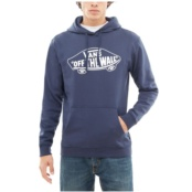 VANS MN OTW PULLOVER FLEE DRESS BLUES