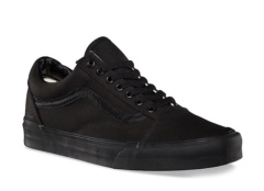VANS U OLD SKOOL BLACK/BLACK