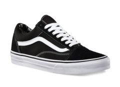 VANS U OLD SKOOL NEGRO/BLANCO