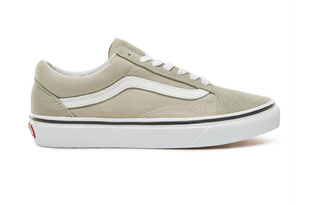 655fad2d0 VANS UA OLD SKOOL DESERT SAGE TR. Zapatillas Vans modelo Old Skool en color  verde ...