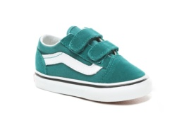 VANS TD OLD SKOOL V QUETZAL GREEN