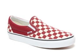 VANS UA CLASSIC SLIP-ON (CHECKERBOARD)