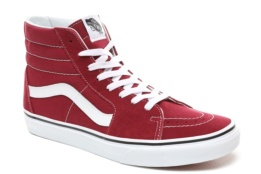 VANS UA SK8-HI RUMBA RED/TRUE