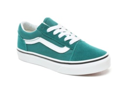 VANS UY OLD SKOOL QUETZAL GREEN