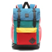 VANS WM CROSSTOWN BACKPAC STRAWBERRY PK/B
