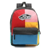 VANS WM REALM BACKPACK PATCHWORK
