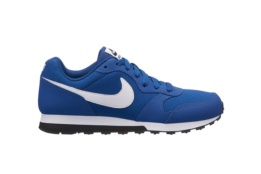 NIKE NIKE MD RUNNER 2 (GS) GYM BLUE/WHITE BLACK