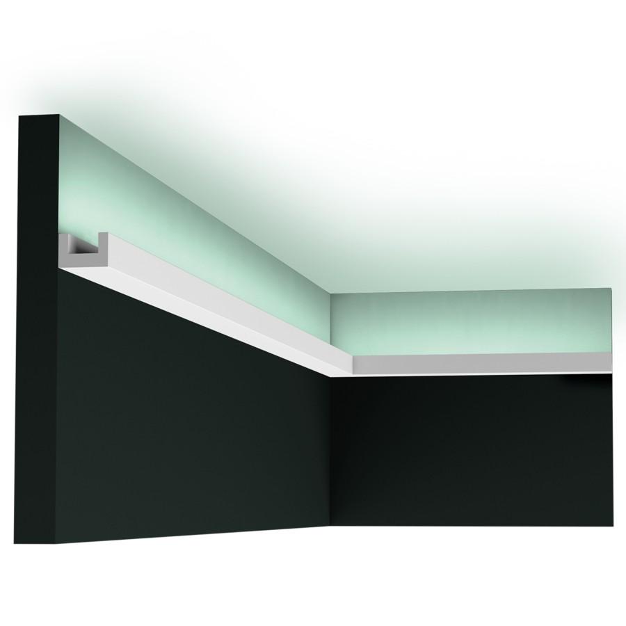 Cornisa de iluminación indirecta 1