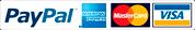 iconos metodos de pago visa mastercard paypal