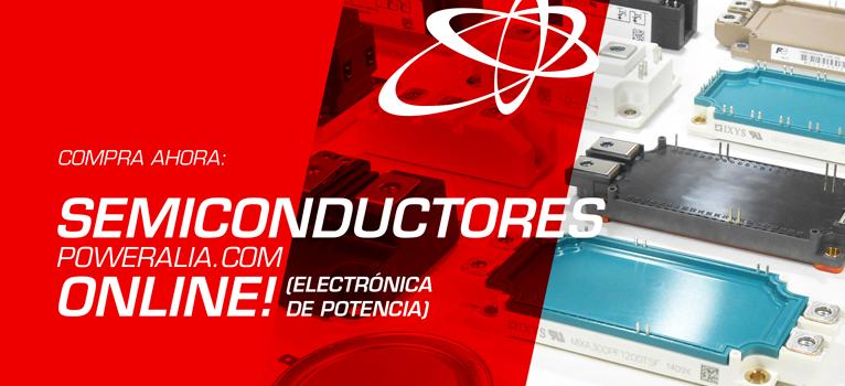 compra ahora: semiconductores online - poweralia.com