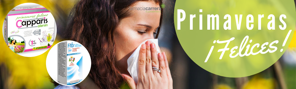 Primavera Alergias Estacionales