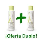 A-derma Exomega Aceite Ducha Pack oferta 2x500ml