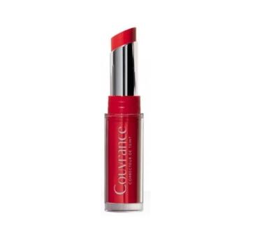 Avene Couvrance Balsamo Labial Embellecedor Rojo spf20