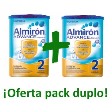 Almiron 2 bipack leche continuacion OFERTA