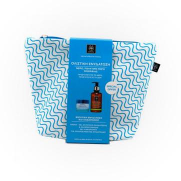 Apivita aquavita pack neceser pieles mixtas y grasas