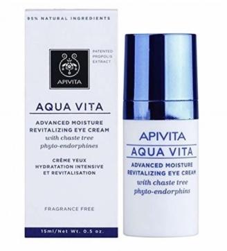 Apivita Aqua Vita Crema de ojos hidratante 15ml