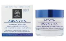 APIVITA AQUA VITA CREMA-GEL FACIAL 50ML