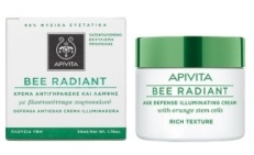 APIVITA BEE RADIANT CREMA FACIAL RICA 50ML