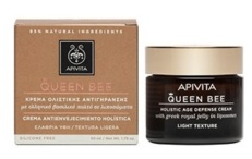 APIVITA QUEEN BEE CREMA FACIAL LIGERA 50ML
