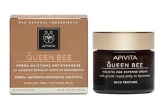 APIVITA QUEEN BEE CREMA DIA TEXTURA RICA 50ML