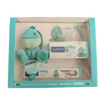 Vitis baby pack cepillo dientes y gel dentifrico
