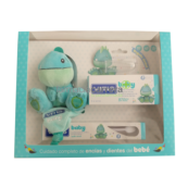 VITIS BABY PACK CEPILLO + GEL DENTÍFRICO BABY