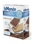 BIMANAN SNACK CHOCOLATE CON LECHE - YOGUR
