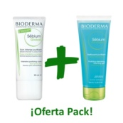 BIODERMA SEBIUM GLOBAL + GEL LIMPIADOR 100ML