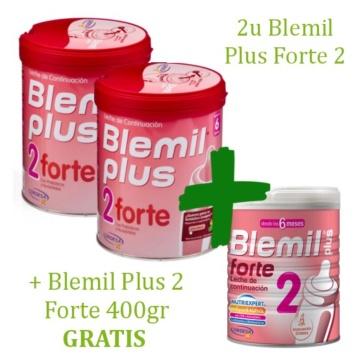 Blemil Plus 2 Leche de continuacion Pack OFERTA