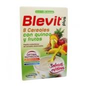 Blevit Plus Duplo 8 Cereales Quinoa y Frutas 300gr