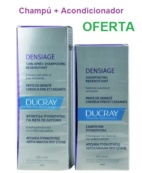 Ducray Pack Densiage Cabellos Finos champu y acondicionador