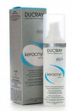 Ducray Keracnyl Serum Facial 30 ml