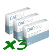 DAOFOOD 3 CAJAS
