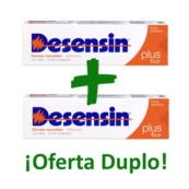 DESENSIN PLUS PACK PASTA DENTAL 2 X125ML