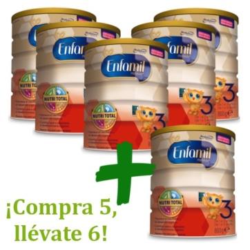 Enfamil Premium 3 leche crecimiento promocion
