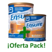 ENSURE CHOCOLATE 850GR + 400GR GRATIS