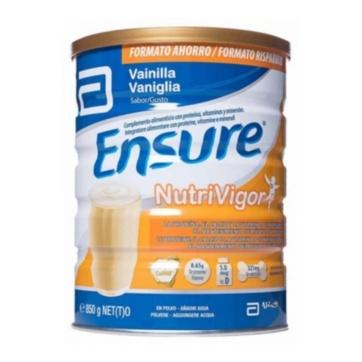 ENSURE NUTRIVIGOR SABOR VAINILLA 850GR