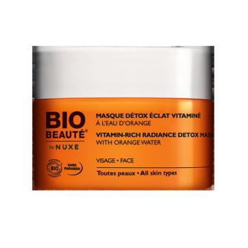Nuxe Bio Beaute Mascarilla facial detox vitaminada 50ml