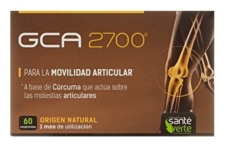 GCA 2700 CÚRCUMA 60 COMPRIMIDOS