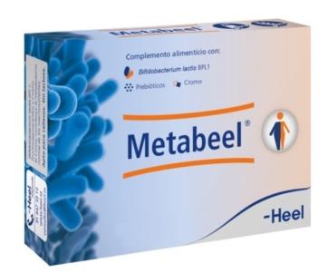 Metabeel 15 capsulas de HEEL