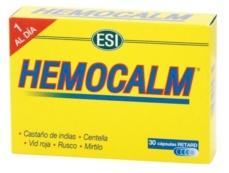HEMOCALM 30 CÁPSULAS RETARD