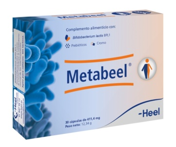 Heel Metabeel 30 capsulas