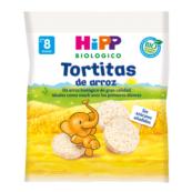 HIPP TORTITAS DE ARROZ 30GR