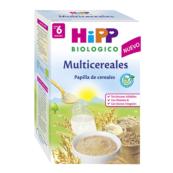 HIPP PAPILLA MULTICEREALES 400GR